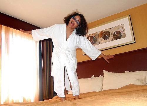 Bed hop 1