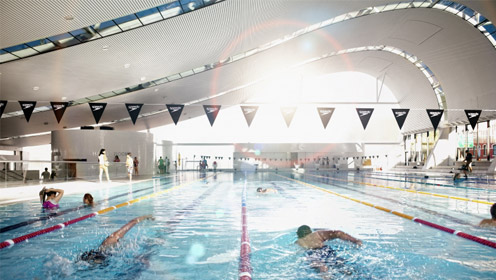 Ian-Thorpe-Aquatic-Centre-swimming-lanes